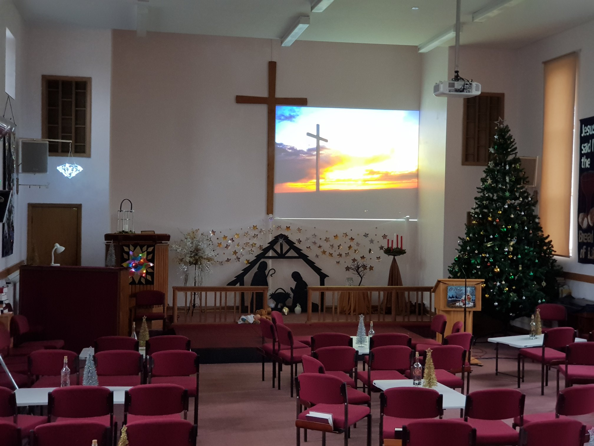Gallery Sprowston Methodist Church