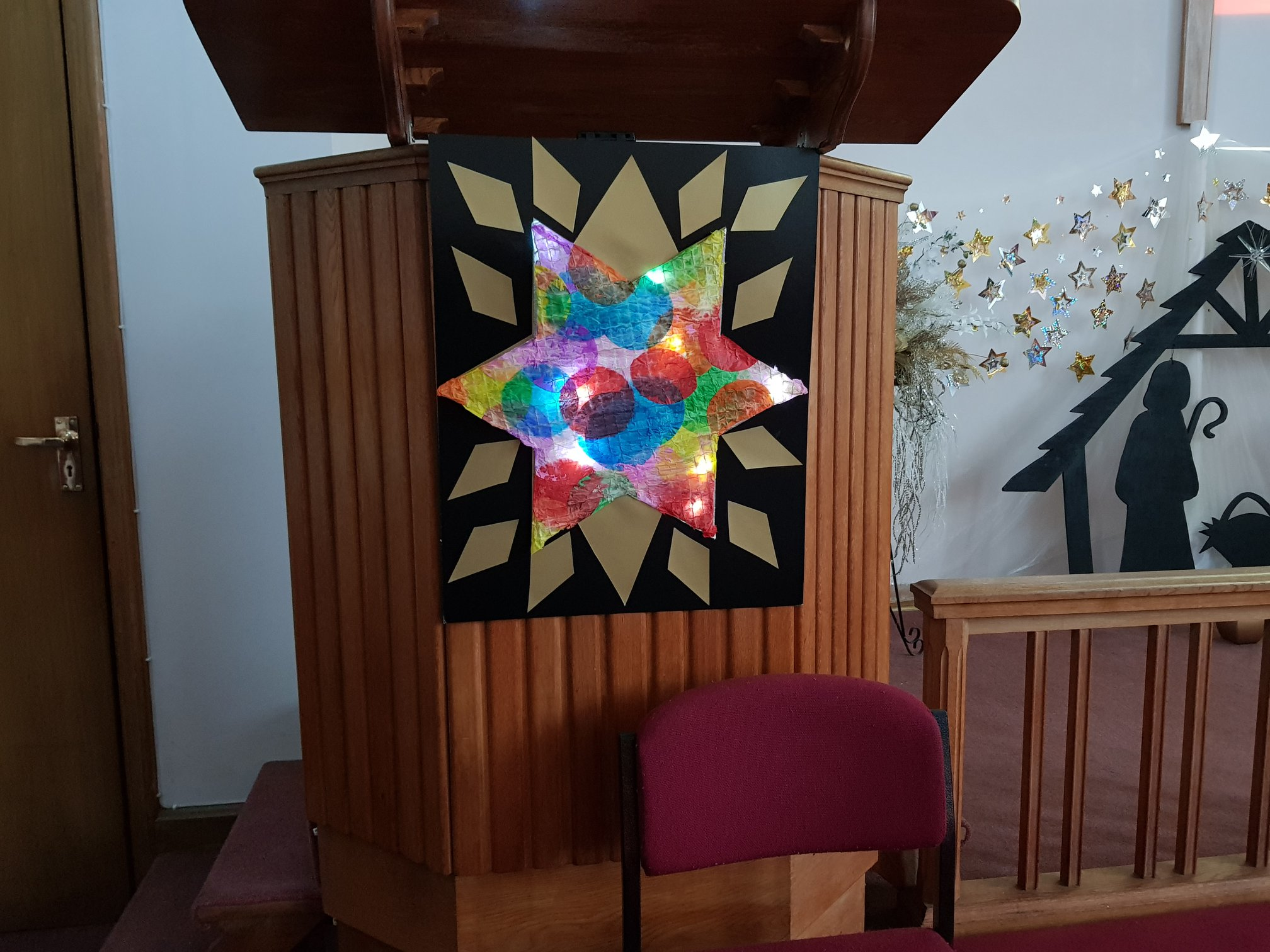 pulpit star