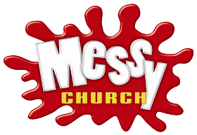 Messy Church Logo Copyright Bible Reading Fellowship© 2012. See www.messychurch.org.uk