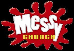 Messy Church Logo Copyright Bible Reading Fellowship© 2012. See www.messychurch.org.uk